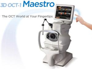 OCT Maestro 3D